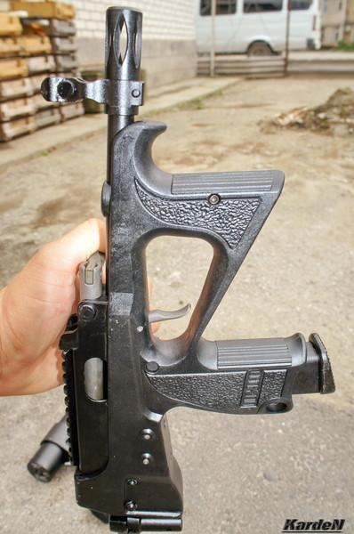 пистолет-пулемет ПП-2000 фото 48