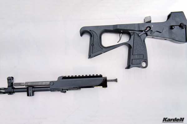 пистолет-пулемет ПП-2000 фото 28