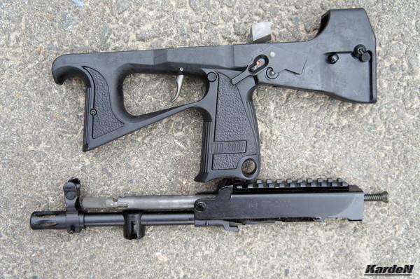 пистолет-пулемет ПП-2000 фото 29