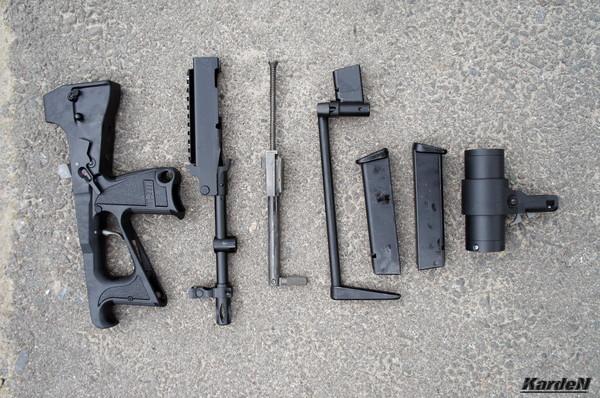 пистолет-пулемет ПП-2000 фото 44