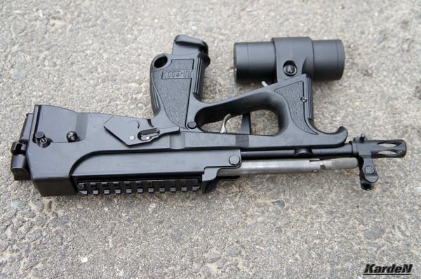 пистолет-пулемет ПП-2000 фото 45