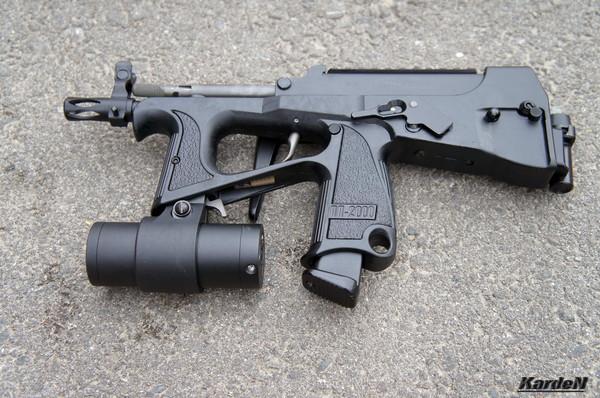 пистолет-пулемет ПП-2000 фото 46