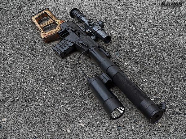 винтовка ВСС «Винторез» фото 44