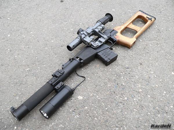 винтовка ВСС «Винторез» фото 47