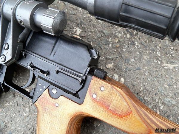 винтовка ВСС «Винторез» фото 48