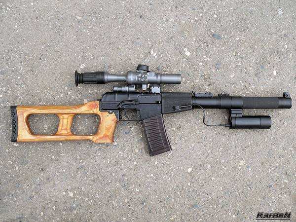 винтовка ВСС «Винторез» фото 51
