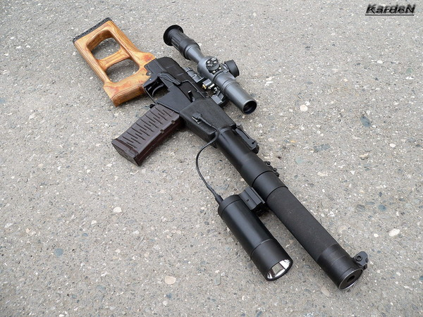 винтовка ВСС «Винторез» фото 52