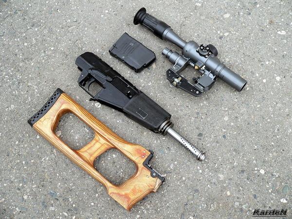 винтовка ВСС «Винторез» фото 54