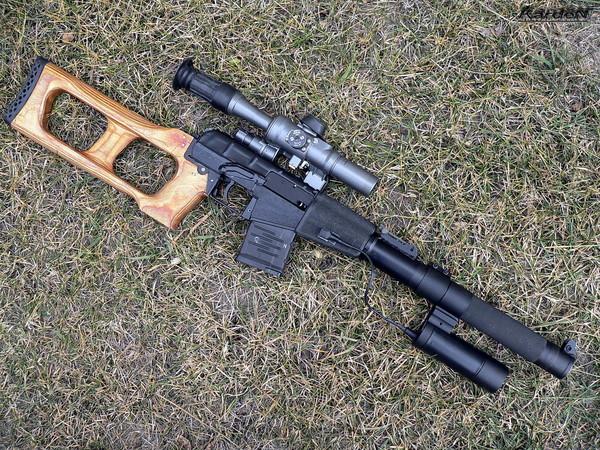 винтовка ВСС «Винторез» фото 58