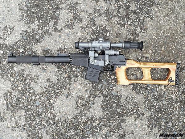 винтовка ВСС «Винторез» фото 1