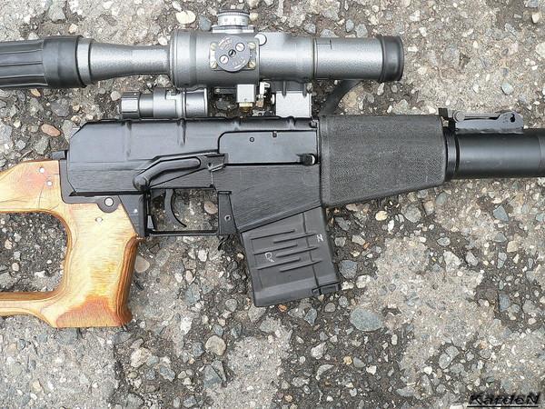 винтовка ВСС «Винторез» фото 3