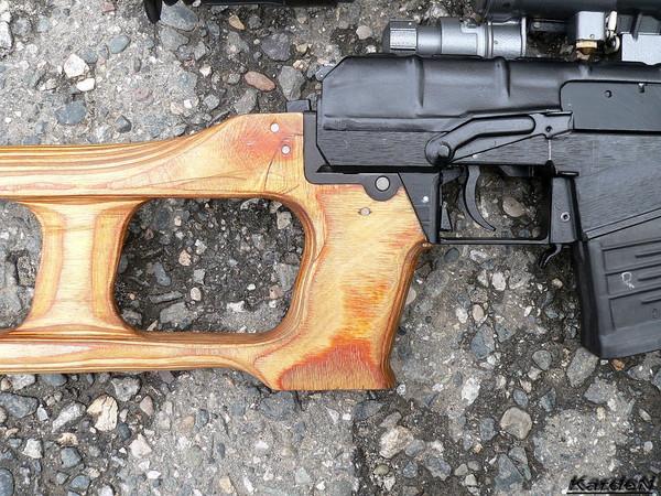 винтовка ВСС «Винторез» фото 4