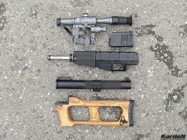 винтовка ВСС «Винторез» фото 6
