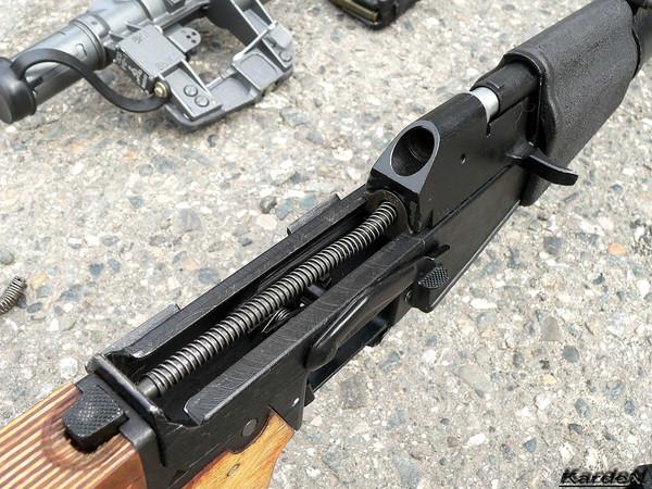 винтовка ВСС «Винторез» фото 17