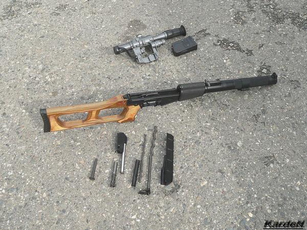 винтовка ВСС «Винторез» фото 31