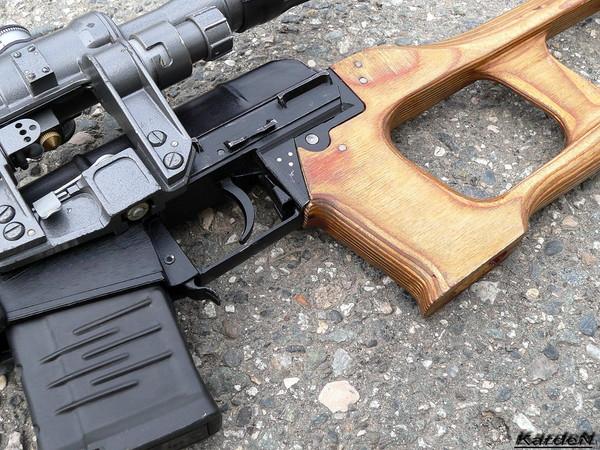 винтовка ВСС «Винторез» фото 33