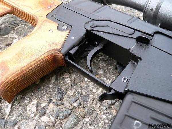винтовка ВСС «Винторез» фото 34