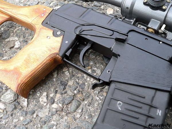 винтовка ВСС «Винторез» фото 35