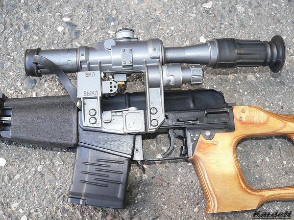 винтовка ВСС «Винторез» фото 60