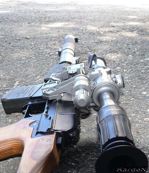 винтовка ВСС «Винторез» фото 62