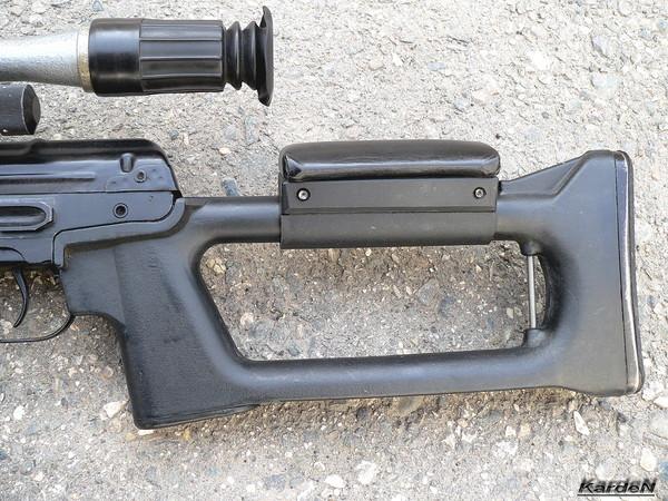 снайперская винтовка Драгунова - СВД фото 35