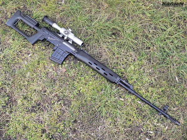 снайперская винтовка Драгунова - СВД фото 46