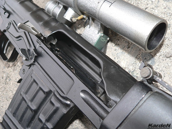 снайперская винтовка Драгунова - СВД фото 20