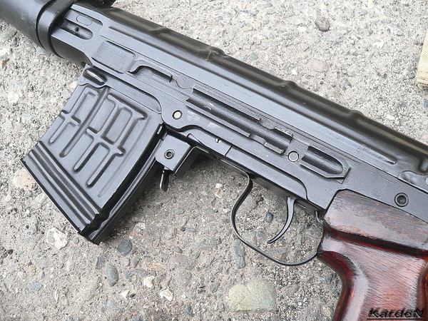 снайперская винтовка Драгунова - СВД фото 23
