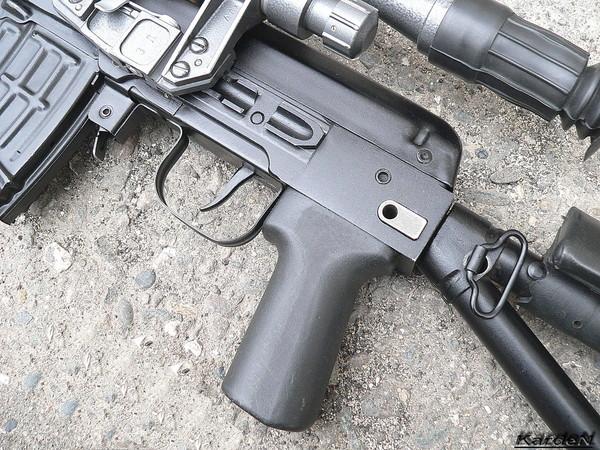 снайперская винтовка Драгунова - СВД-С фото 5