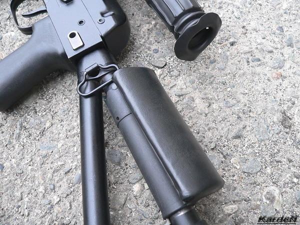 снайперская винтовка Драгунова - СВД-С фото 8