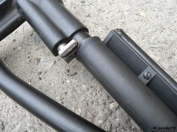 снайперская винтовка Драгунова - СВД-С фото 14