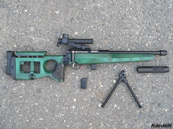 Снайперская винтовка СВ-99 фото 4