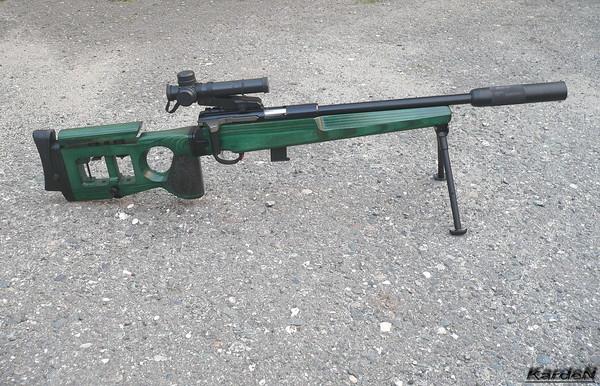 Снайперская винтовка СВ-99 фото 6