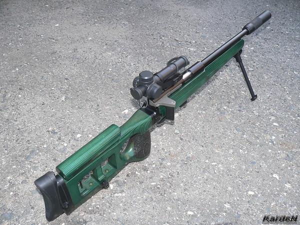 Снайперская винтовка СВ-99 фото 8