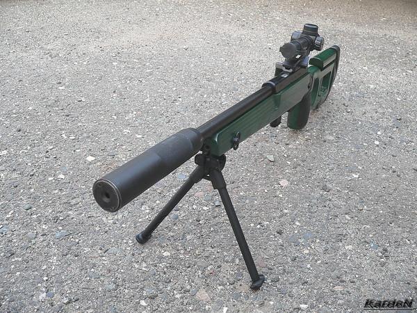 Снайперская винтовка СВ-99 фото 9