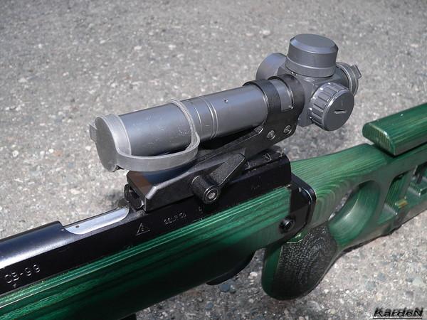 Снайперская винтовка СВ-99 фото 10