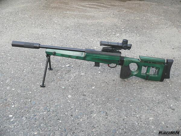 Снайперская винтовка СВ-99 фото 13