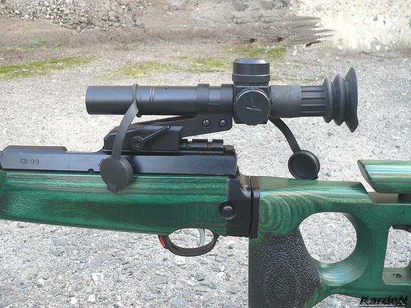 Снайперская винтовка СВ-99 фото 7