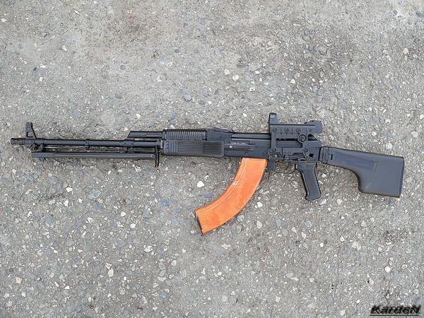 Ручной пулемет Калашникова - РПК-74М фото 14