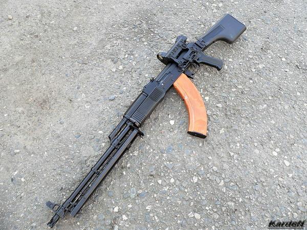 Ручной пулемет Калашникова - РПК-74М фото 16