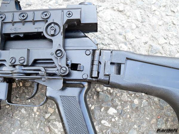 Ручной пулемет Калашникова - РПК-74М фото 18