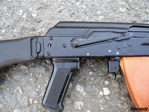 Ручной пулемет Калашникова - РПК-74М фото 20