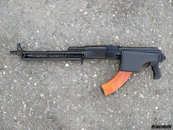Ручной пулемет Калашникова - РПК-74М фото 21