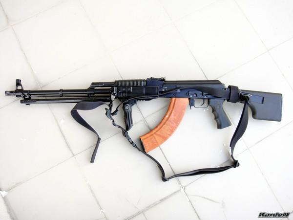Ручной пулемет Калашникова - РПК-74М фото 23