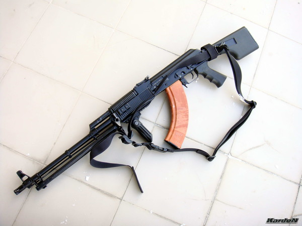Ручной пулемет Калашникова - РПК-74М фото 25