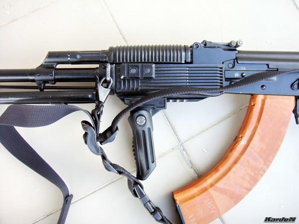 Ручной пулемет Калашникова - РПК-74М фото 26