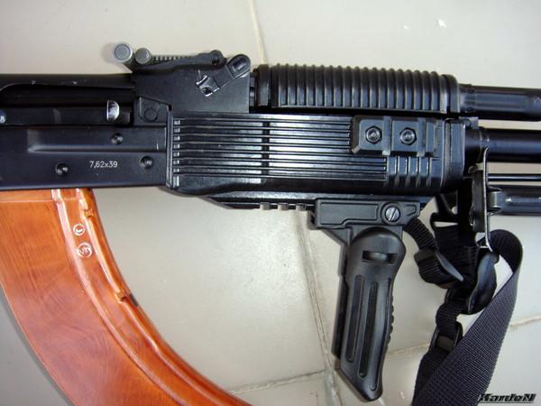 Ручной пулемет Калашникова - РПК-74М фото 27