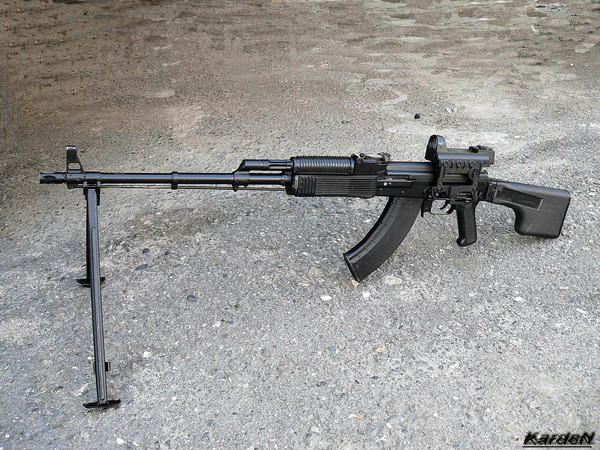 Ручной пулемет Калашникова - РПК-74М фото 1
