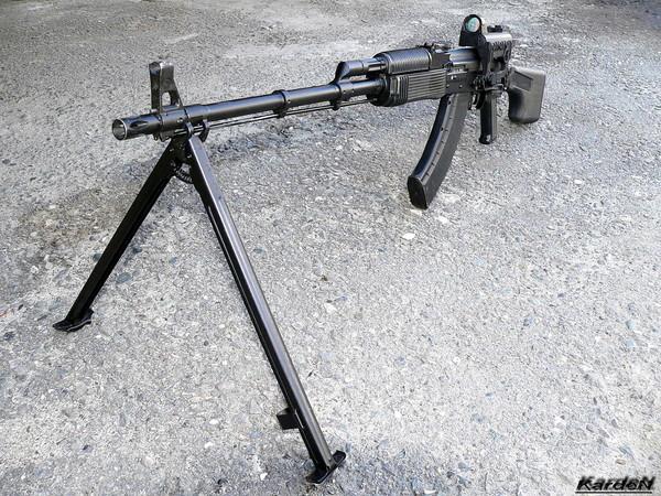 Ручной пулемет Калашникова - РПК-74М фото 3