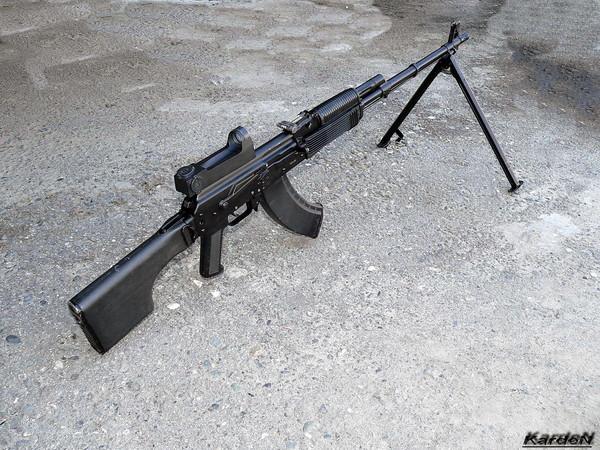 Ручной пулемет Калашникова - РПК-74М фото 6